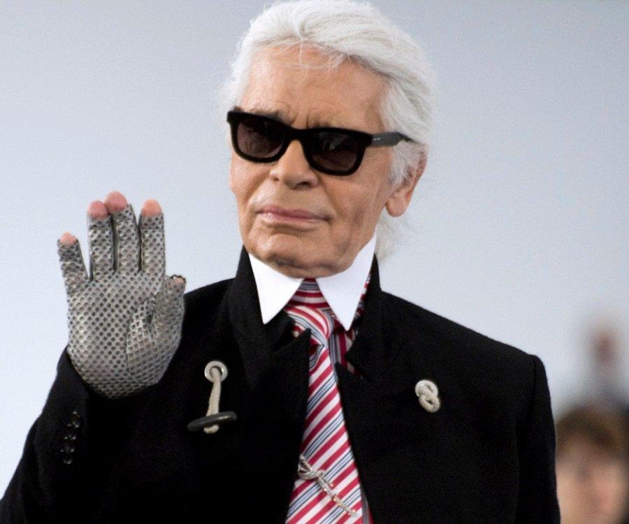 Karl Lagerfeld : une collection d'alliances et de bagues de fiançailles dans les coulisses