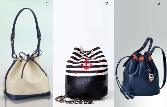Le sac seau : un it-bag pour toutes les saisons