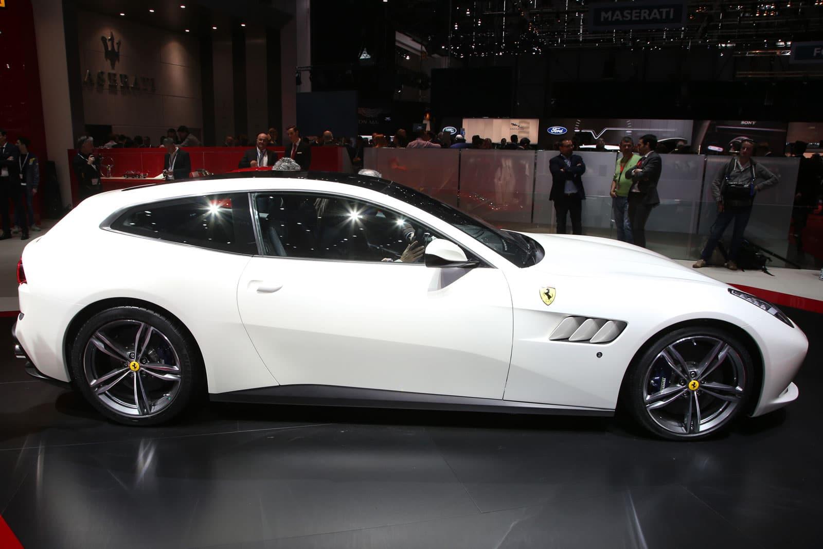 Ferrari GTC4 Lusso : l'une des voitures les plus luxueuses de la marque