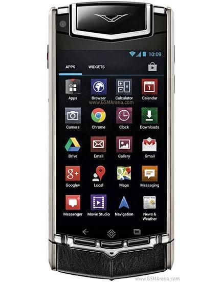 Vertu Ti : quand le luxe s'apparente à la haute technologie de la téléphonie mobile