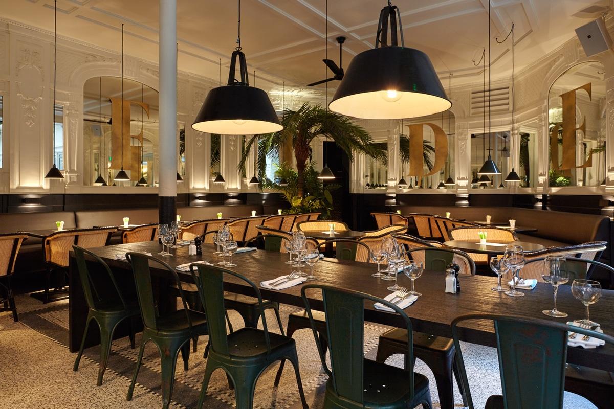 Décoration d'intérieur pour un restaurant réussi
