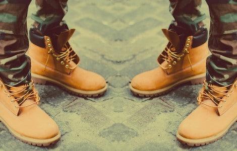 timberland-chaussure