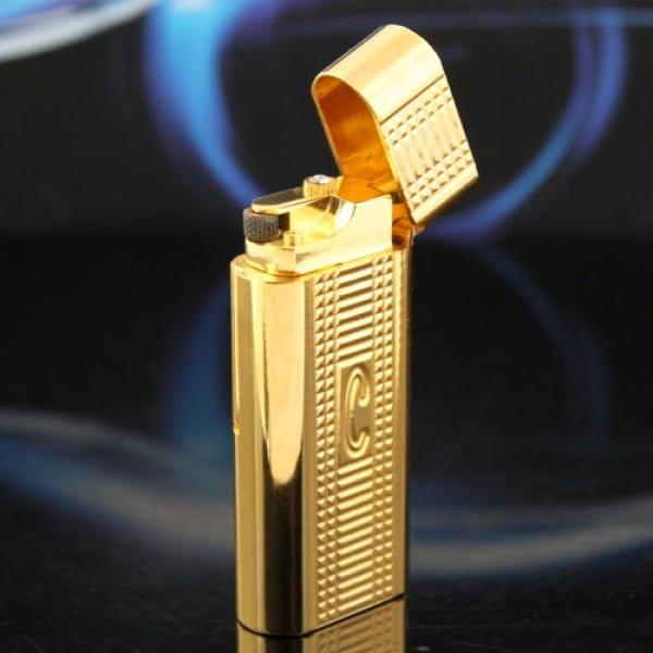Les briquets en or symboles d'élégance et de raffinement