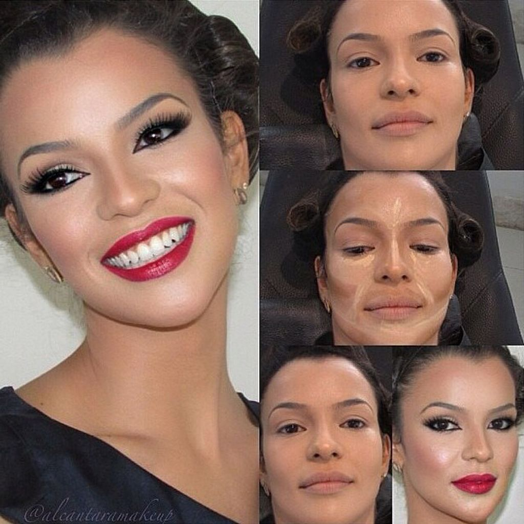 Le contouring pour harmoniser le visage