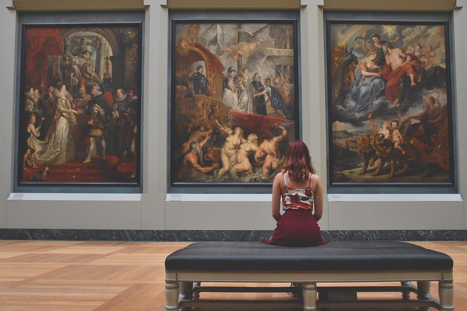 Acheter votre tableau dans une galerie d'art en ligne !