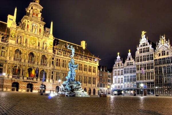 Anvers : une ville belge aux multiples merveilles