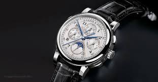 La haute horlogerie : les montres quantièmes remise au gout du jour