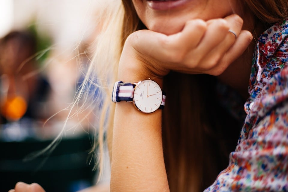 Les montres pour femmes à l'allure intemporelle