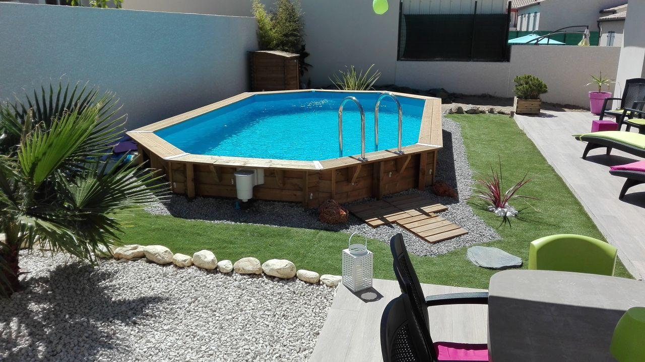 Envie d'une piscine en bois robuste et esthétique ?