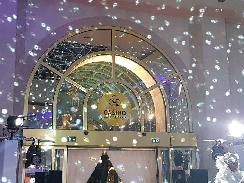 Entrez dans l'univers magique du Monte Carlo gala Winter Chic