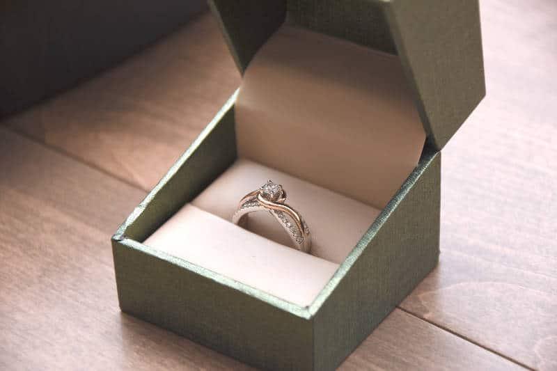 Comment entretenir sa bague en diamant  ?