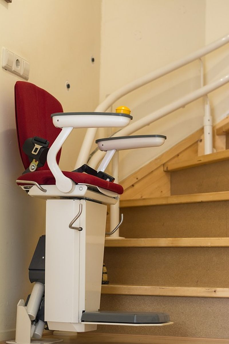 Le Monte Escalier : un atout pour garder les seniors chez eux !