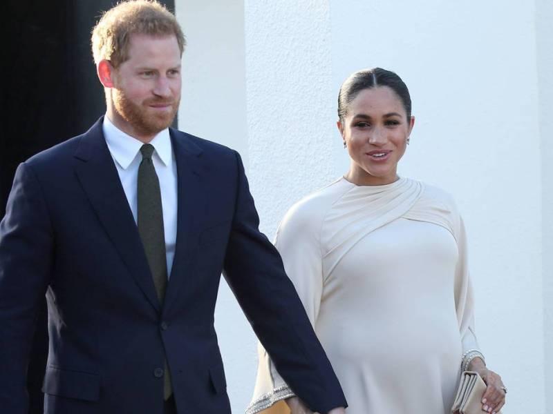 Meghan Markle est-elle enceinte ?