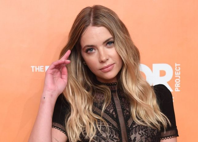 Biographie ASHLEY BENSON