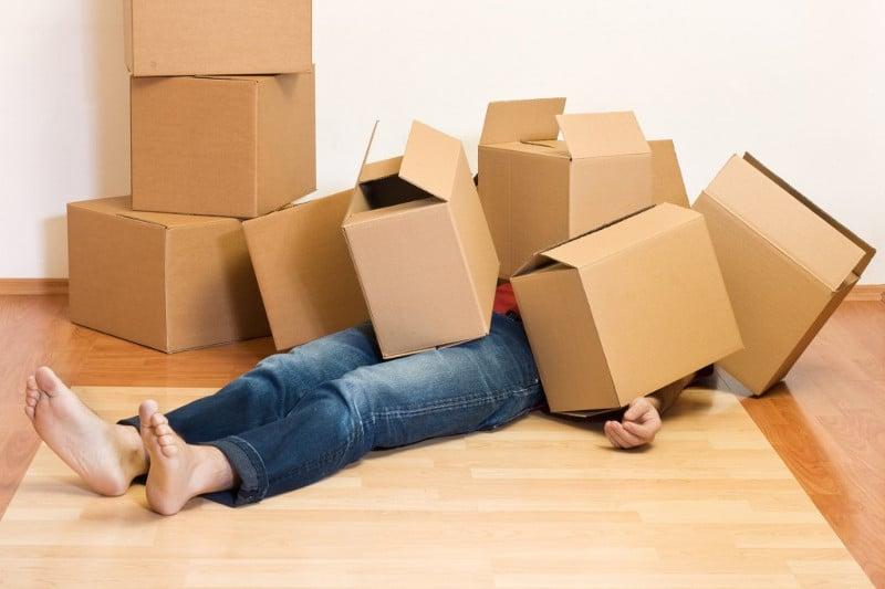 Comment déménager facilement et pas cher ?