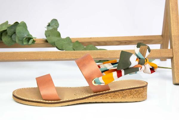 Tendance de l'été: la paire de sandales compensées
