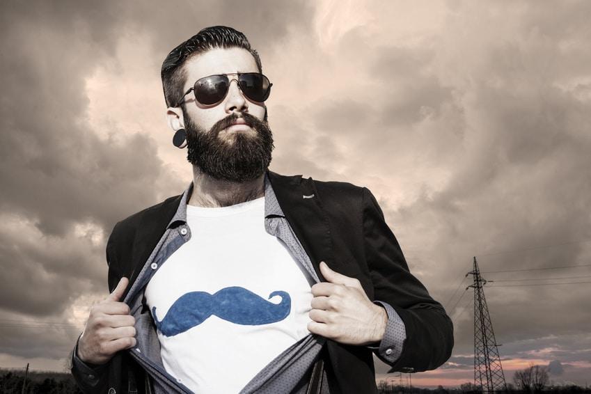 À quoi sert la brosse à barbe?