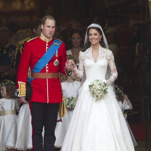Kate Milldeton robe de mariée