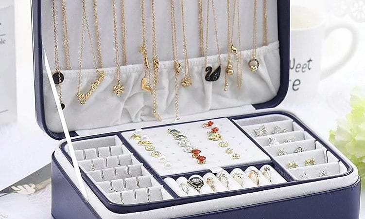 coffret bijoux